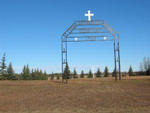 St John Uk Cemetery