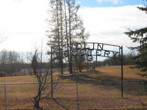 Volin Cemetery